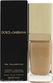 Dolce & Gabbana Perfect Luminous Liquid Fondotinta 30ml - 78 Beige