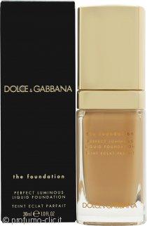 Dolce & Gabbana Perfect Luminous Liquid Fondotinta 30ml - 148 Amber