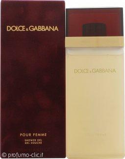 Dolce & Gabbana Pour Femme Gel Doccia 250ml