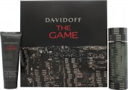 Davidoff The Game Confezione Regalo 100ml EDT + 75ml Shampoo & Bagnoschiuma