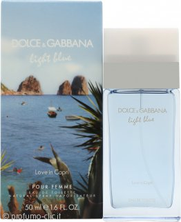 Dolce & Gabbana Light Blue Love in Capri Eau de Toilette 50ml Spray