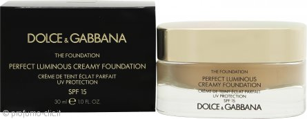 Dolce & Gabbana Perfect Finish Creamy Fondotinta 30ml - 78 Beige SPF15