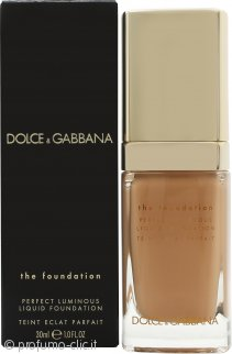 Dolce & Gabbana Perfect Luminous Fondotinta Liquido 30ml - 140 Rose Beige