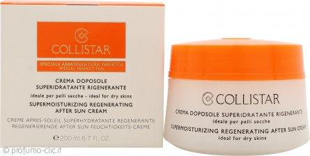 Collistar Speciale Abbronzatura Perfetta Crema Doposole Superidratante Rigenerante 200ml