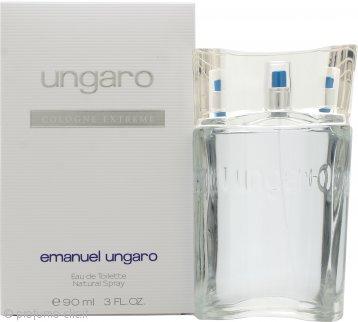 Emanuel Ungaro Ungaro Cologne Extreme Eau de Toilette 90ml Spray