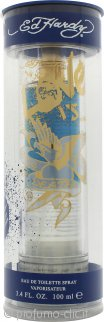 Ed Hardy Love Is Eau de Toilette 100ml Spray