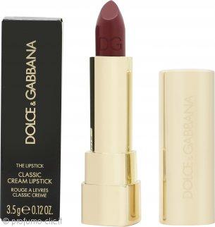Dolce & Gabbana The Lipstick Classic Cream Rossetto 3.5g - 320 Dahlia