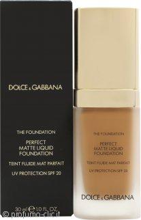 Dolce & Gabbana Perfect Matte Fondotinta Liquido 30ml - 140 Rose Beige