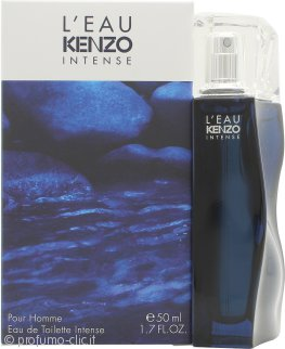 Kenzo L'Eau Kenzo Intense Pour Homme Eau de Toilette 50ml Spray