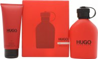 Hugo Boss Hugo Red Confezione Regalo 125ml EDT + 100ml Gel Doccia