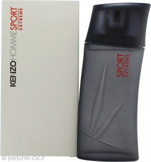 Kenzo Homme Sport Extreme Eau de Toilette 100ml Spray