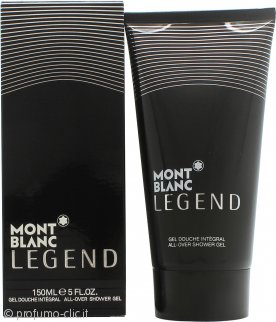 Mont blanc Legend All-Over Gel Doccia 150ml