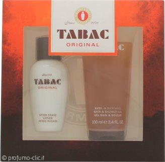 Mäurer & Wirtz Tabac Original Confezione Regalo 50ml Dopobarba + 100ml Gel Doccia