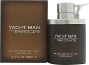 Myrurgia Yacht Man Chocolate Eau de Toilette 100ml Spray