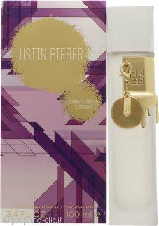 Justin Bieber Collector's Edition Eau de Parfum 100ml Spray