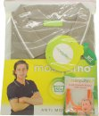 MosquitNo Anti Mosquito Men's Polo Taglia L - Colori Assortiti