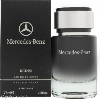 Mercedes Benz Intense Eau de Toilette 75ml Spray