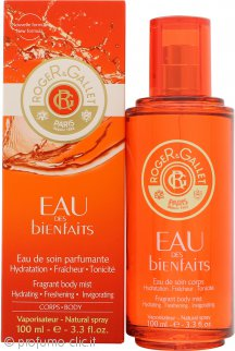 Roger & Gallet Jean-Marie Farina Eau des Bienfaits Eau Soin Perfume 100ml Spray