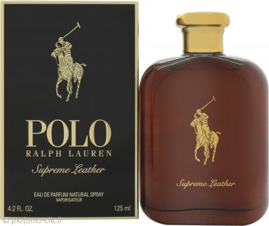 Ralph Lauren Polo Supreme Leather Eau de Parfum 125ml Spray