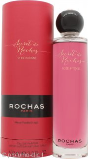 Rochas Secret de Rochas Rose Intense Eau de Parfum 100ml Spray