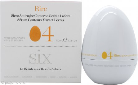 Six Cosmetics Rire 04 Eyes & Lips Contours Siero 50ml