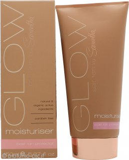 Samantha Faiers Glow Self Tan Moisturiser Protezione Post Abbronzatura 150ml