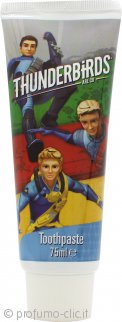 Thunderbirds Dentifricio 75ml (Scott - Alan - Gordon)