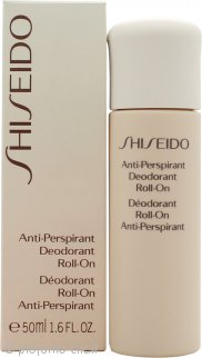 Shiseido Anti-Perspirant Deodorante Roll-On 50ml