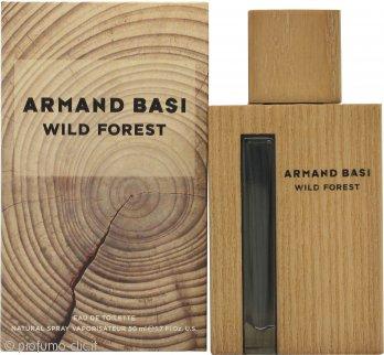 Armand Basi Wild Forest Eau de Toilette 50ml Spray