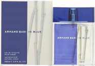 Armand Basi Basi In Blue Eau de Toilette 100ml Spray
