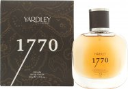 Yardley 1770 Eau de Toilette 50ml Spray