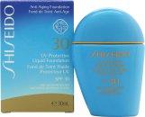 Shiseido Sun Protection Fondotinta Liquido12g - SP07