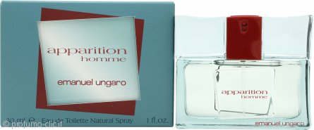 Ungaro Apparition Eau de Toilette 30ml Spray