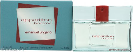 Ungaro Apparition Homme Eau de Toilette 50ml Spray