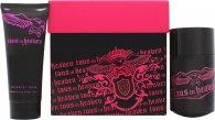 Tous In Heaven For Her Confezione Regalo 100ml EDT Spray + 50ml Latte Corpo + Stickers