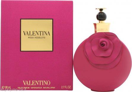 Valentino Valentina Rosa Assoluto Eau de Parfum 80ml Spray
