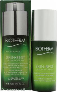Biotherm Skin Best Serum In Crema 30ml - Tutti i Tipi di Pelle