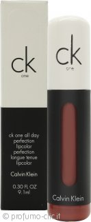 Calvin Klein CK One Cosmetics All Day Rossetto 9.1ml - Rouge