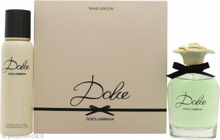 Dolce & Gabbana Dolce Confezione Regalo 75ml EDP Spray + 100ml Lozione Corpo