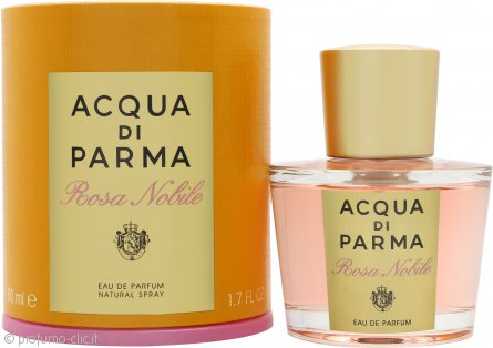 Acqua di Parma Rosa Nobile Eau de Parfum 50ml Spray