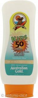Australian Gold Kids Lozione Solare 237ml SPF50