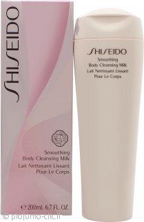 Shiseido Smoothing Latte Detergente per Corpo 200ml