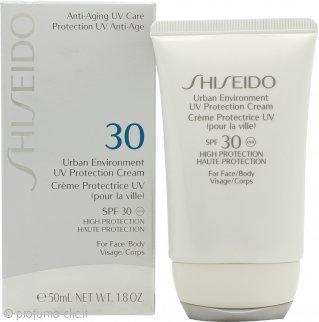 Shiseido Urban Environment UV Crema Protettiva 50ml SPF30