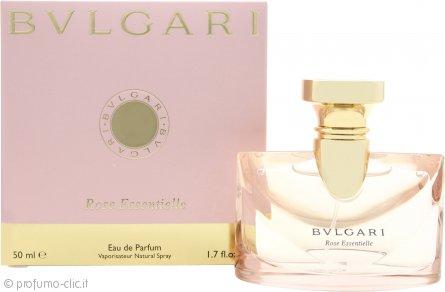 Bvlgari Rose Essentielle Eau de Parfum 50ml Spray