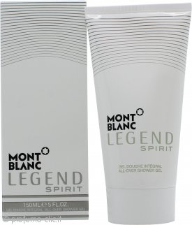 Mont Blanc Legend Spirit All-Over Gel Doccia 150ml