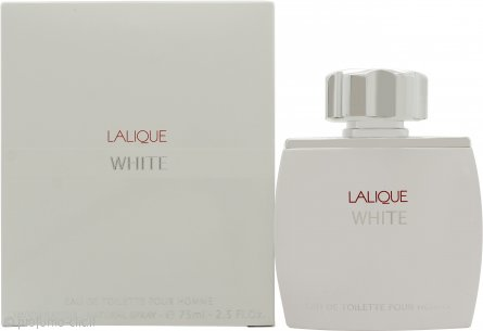 Lalique Lalique White Eau de Toilette 75ml Spray