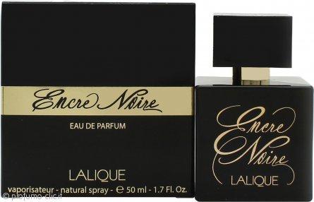 Lalique Encre Noire Pour Elle Eau De Parfum 50ml Spray