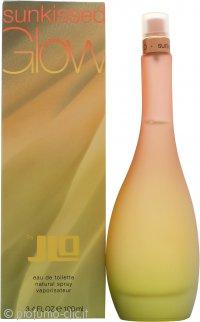 Jennifer Lopez Sunkissed Glow Eau de Toilette 100ml Spray