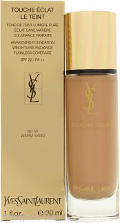 Yves Saint Laurent Teint Touche Éclat Foundation (New Formula) 30ml BD40 Warm Sand