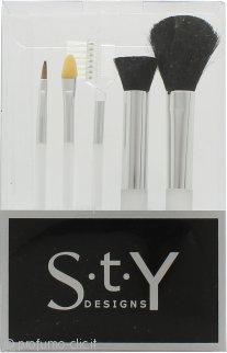 S-T-Y Designs Set Pennelli 6 Pezzi